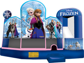 The fun and exciting New Disney Frozen Combo.
